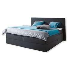 boxspringbett kaufen gro e auswahl boxspringbetten g nstig online bei roller. Black Bedroom Furniture Sets. Home Design Ideas