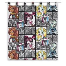 Schlaufenschal MONSTER HIGH - 140x160 cm