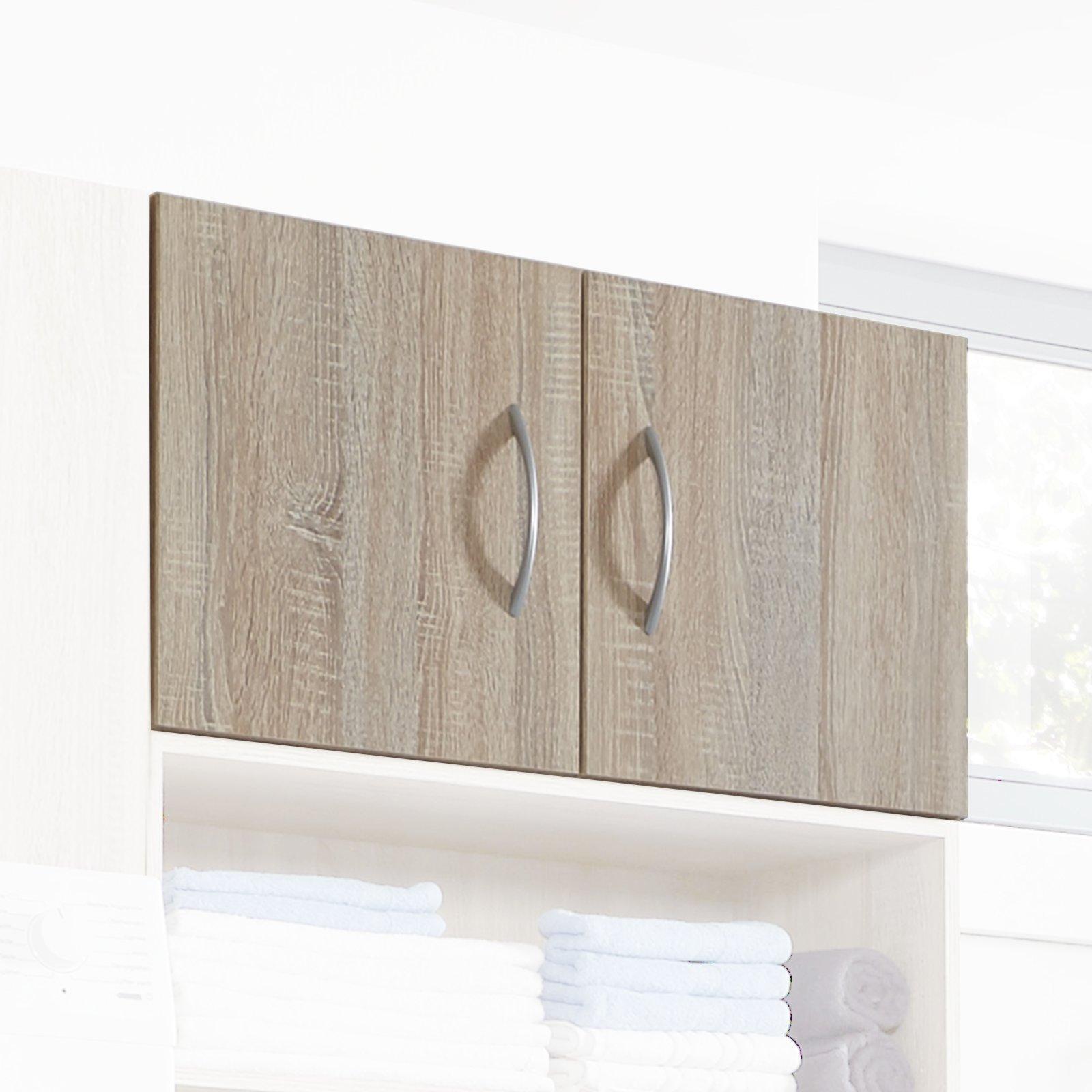 aufsatz multiraumkonzept eiche s gerau 80x40x40 cm. Black Bedroom Furniture Sets. Home Design Ideas
