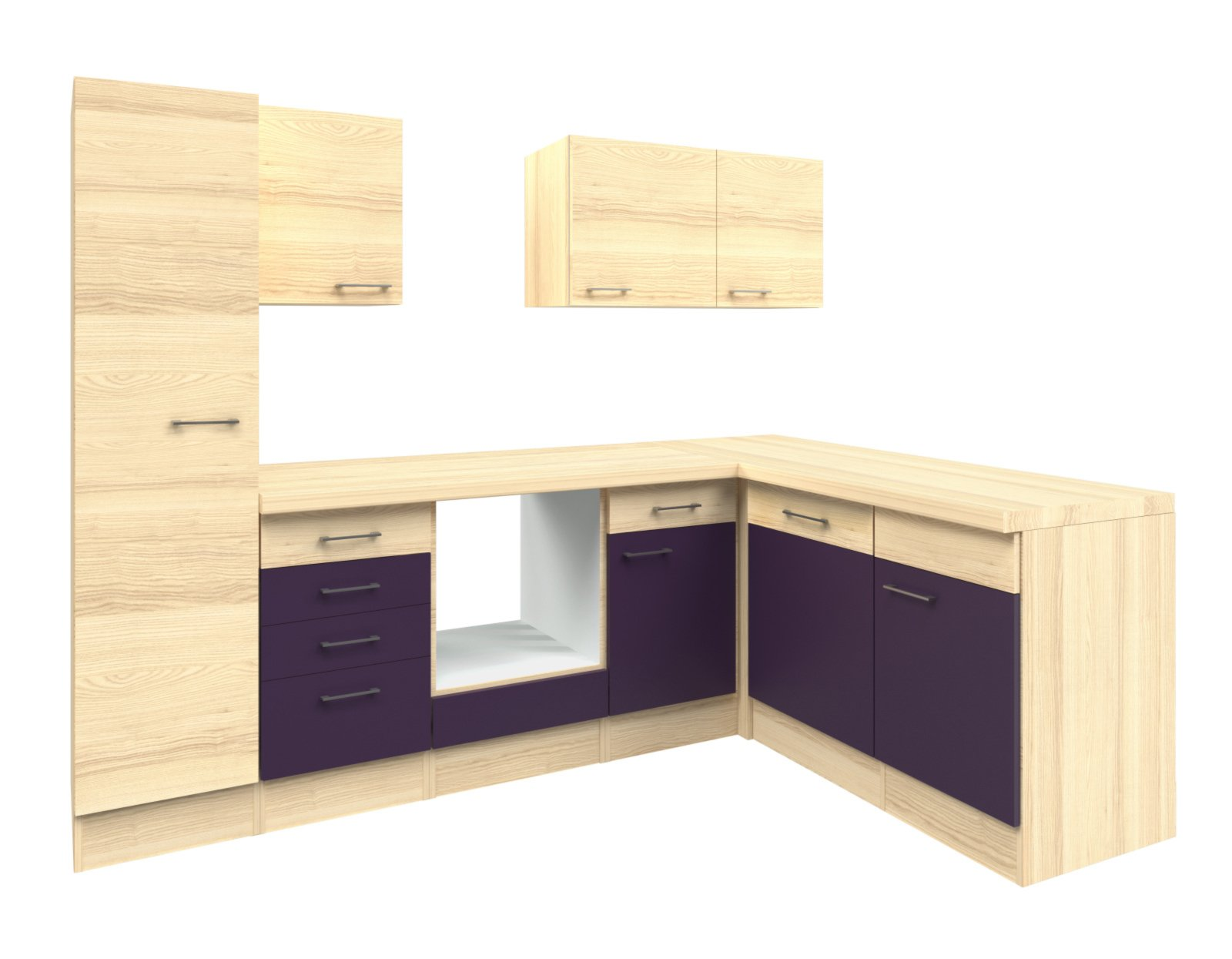 winkelkchen billig free awesome finest good combos with. Black Bedroom Furniture Sets. Home Design Ideas