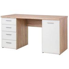 Schreibtisch NET   Eiche Sonoma   145 Cm