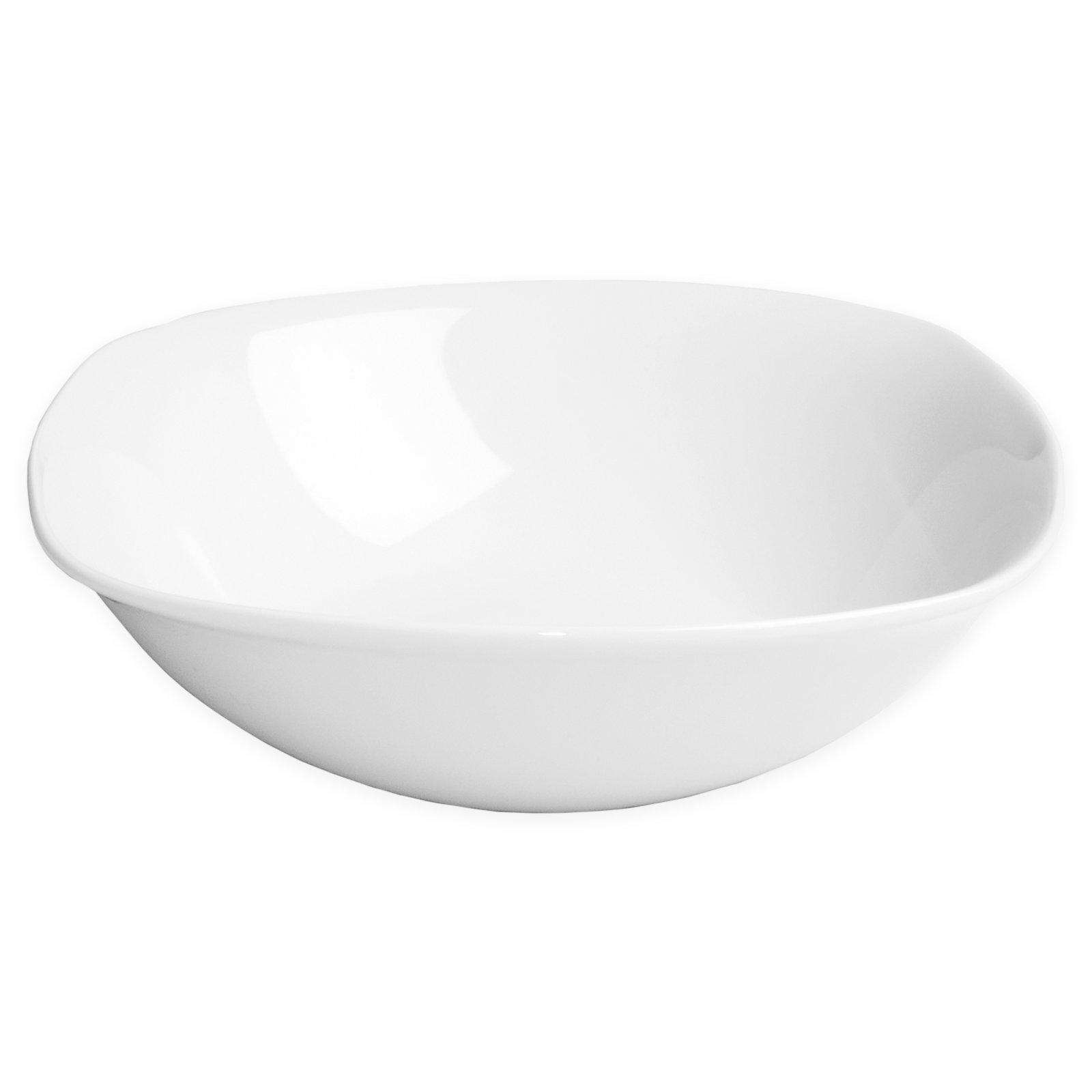 Salatschale MOLTO BENE - weiß - Porzellan - Ø 23 cm