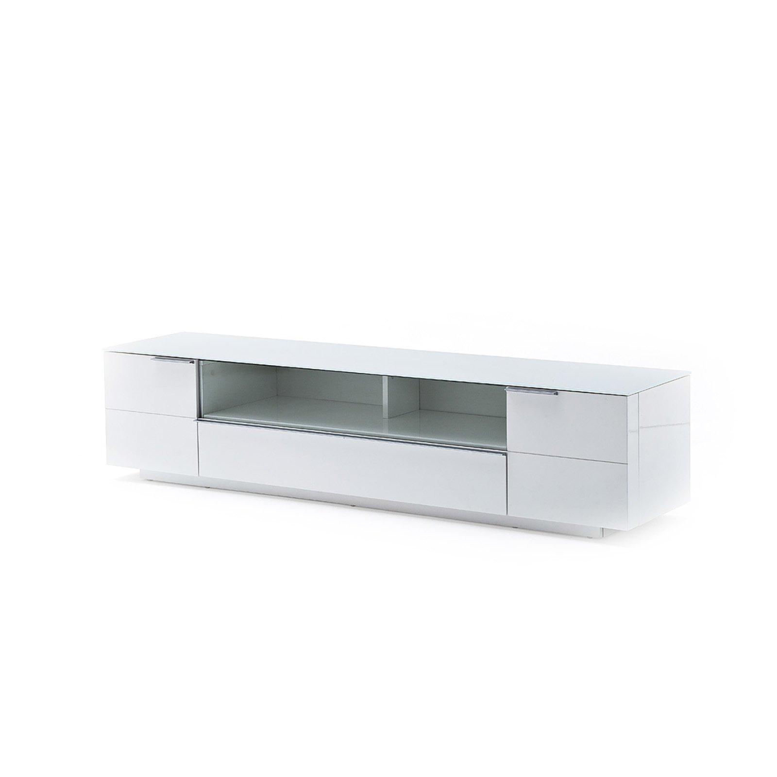 tv lowboard canberra wei hochglanz tv lowboards b nke tv hifi m bel m bel. Black Bedroom Furniture Sets. Home Design Ideas
