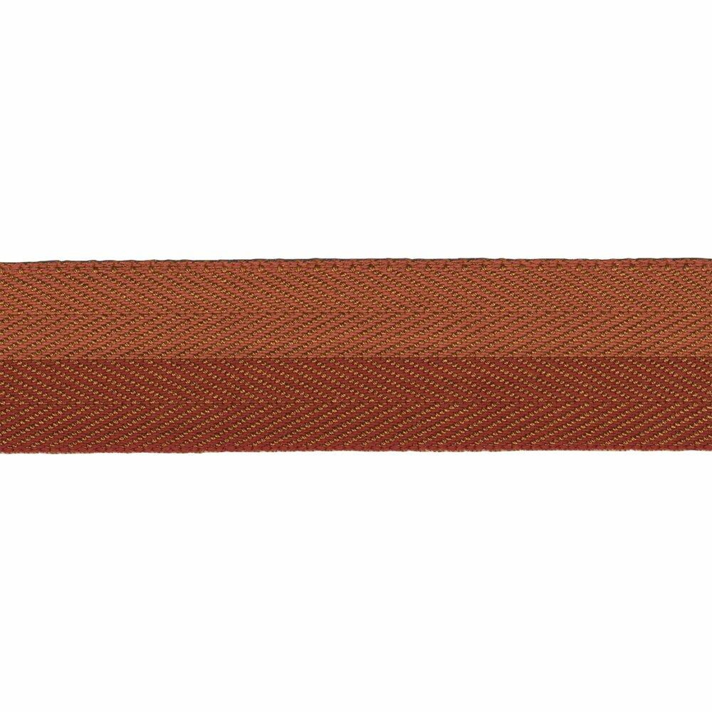einfassband terracotta 4 cm breit meterware n hzubeh r flicken kurzwaren. Black Bedroom Furniture Sets. Home Design Ideas
