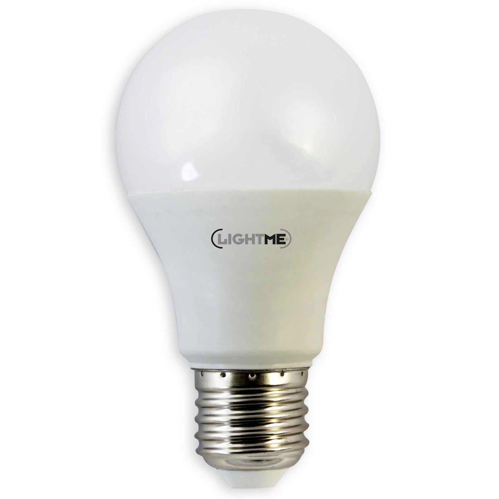 a60 led leuchtmittel lightme classic e27 10 w warmwei led leuchtmittel leuchtmittel. Black Bedroom Furniture Sets. Home Design Ideas