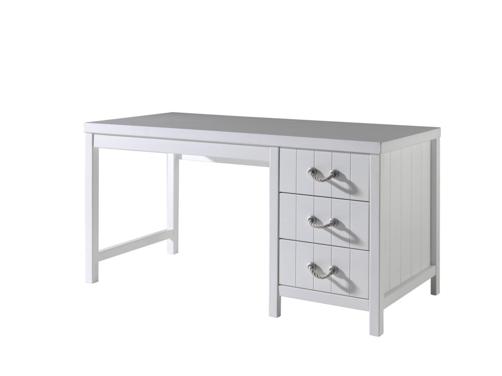 Schreibtisch lewis wei 150 cm for Schreibtisch 150