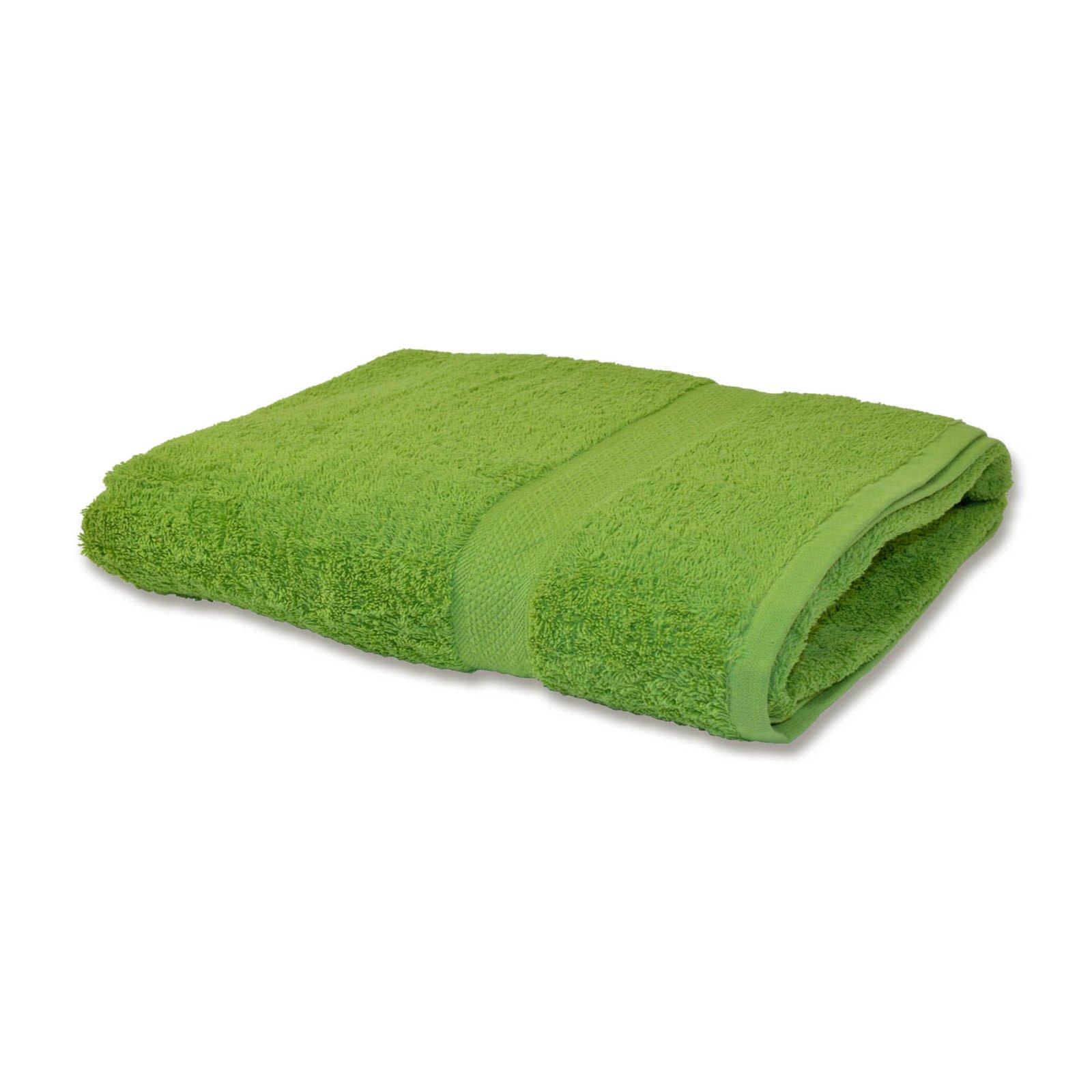 handtuch premium baumwolle gr n 50x100 cm handt cher badtextilien bad accessoires. Black Bedroom Furniture Sets. Home Design Ideas