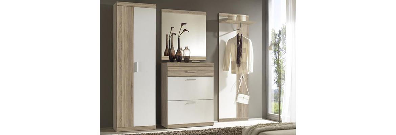 Garderobe imperial garderobenprogramme flur diele for Garderobe zumba