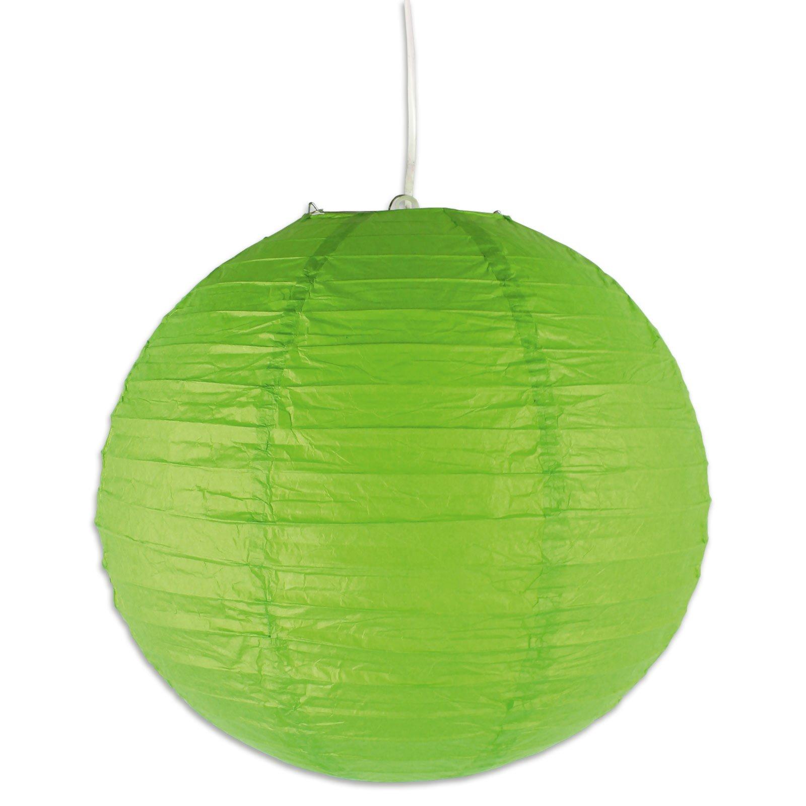Japanballon - grün - Ø 40 cm