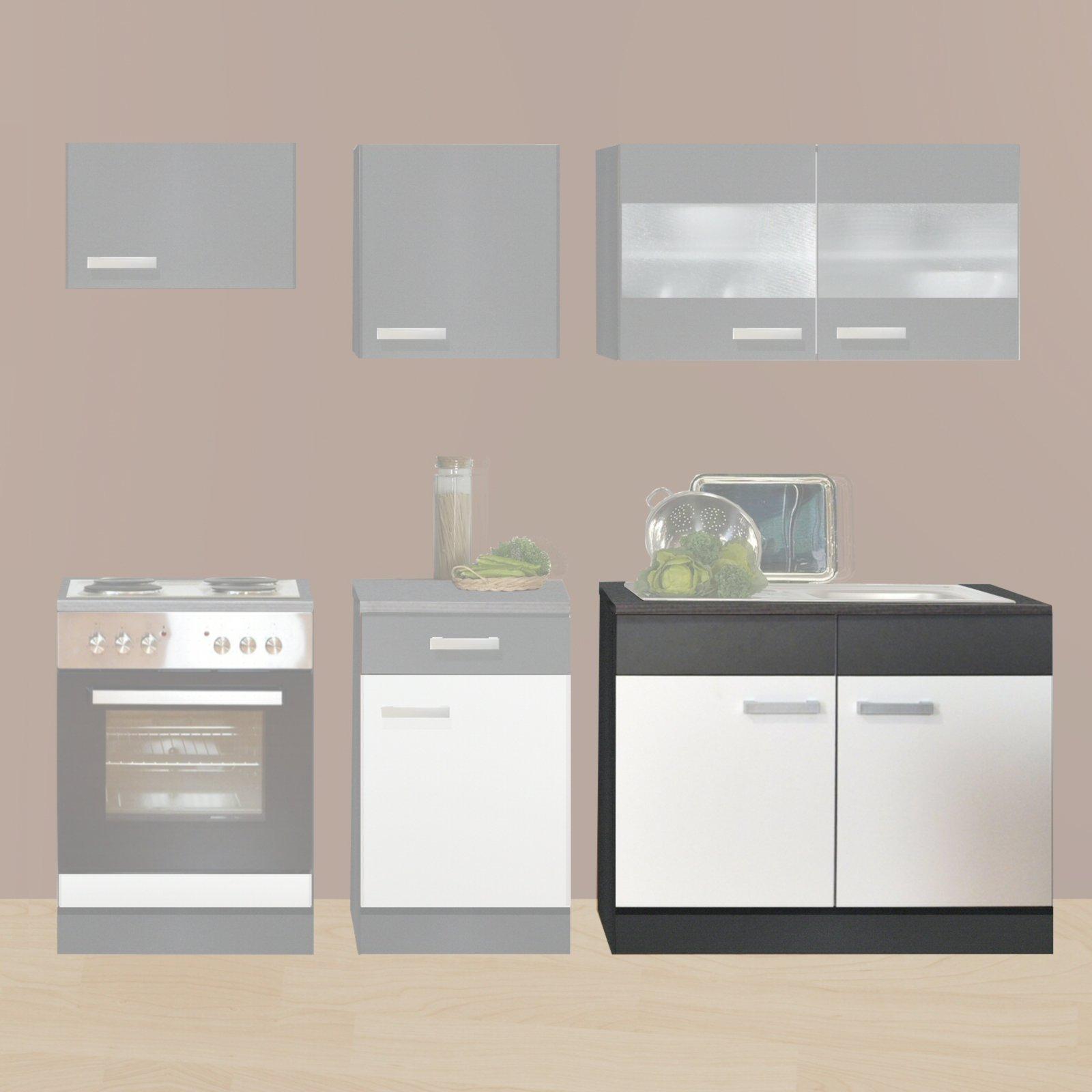 Spülenunterschränke von ROLLER - günstige Unterschränke für die Küche
