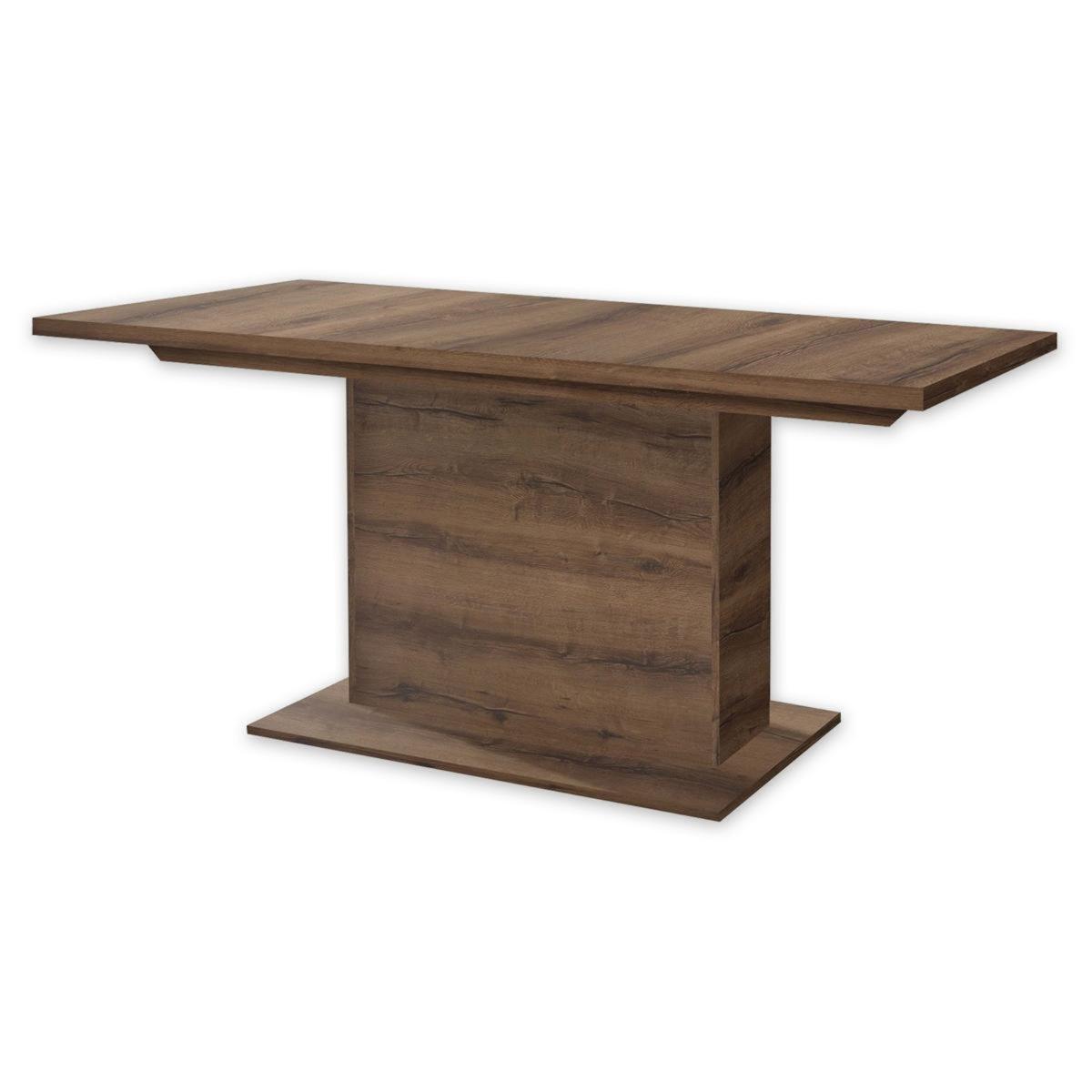 esstisch est schlammeiche ausziehbar ebay. Black Bedroom Furniture Sets. Home Design Ideas