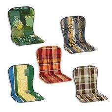 Stuhlauflage   Sortierte Designs   38x74 Cm   Niedrig