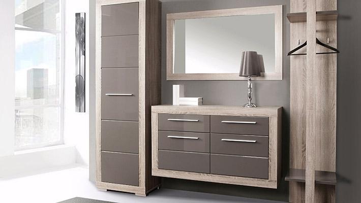 Garderobe atrium garderobenprogramme flur diele for Garderobe zumba