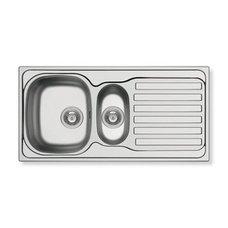 Spülbecken günstig von ROLLER - Große Auswahl Küchenspülen online | {Spülbecken granitoptik 27}