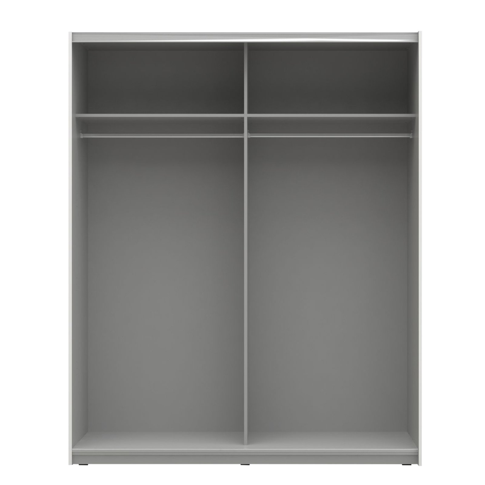 schwebet renschrank starlet plus wei 170 cm breit ebay. Black Bedroom Furniture Sets. Home Design Ideas