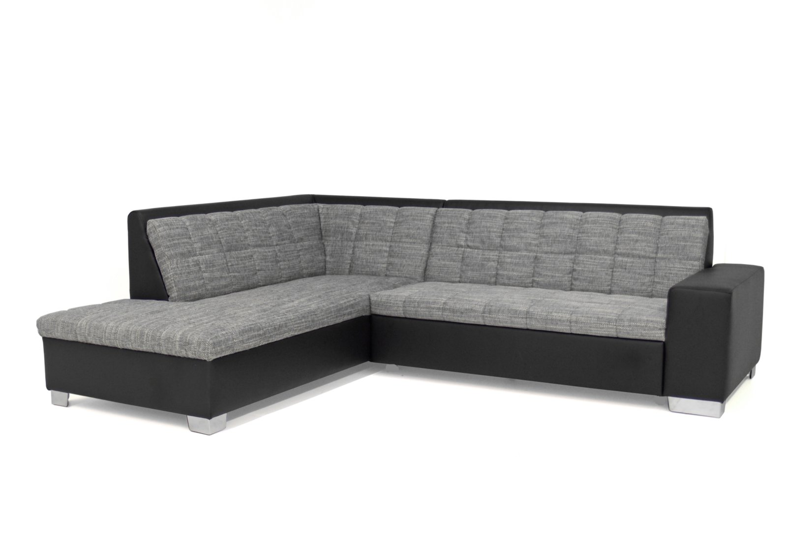 leder sofas mit ottomane links preisvergleiche. Black Bedroom Furniture Sets. Home Design Ideas