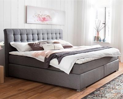 boxspringbett g nstig kaufen jetzt im roller online shop. Black Bedroom Furniture Sets. Home Design Ideas