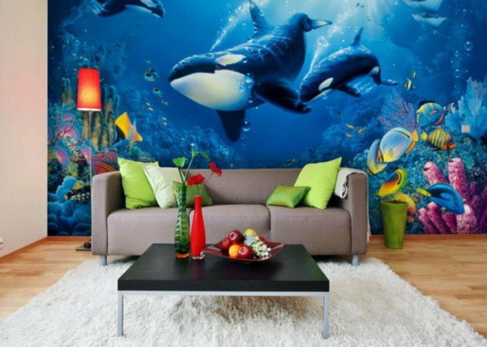 fototapete 8 teilig delight of life lassen fototapeten tapeten bord ren baumarkt. Black Bedroom Furniture Sets. Home Design Ideas
