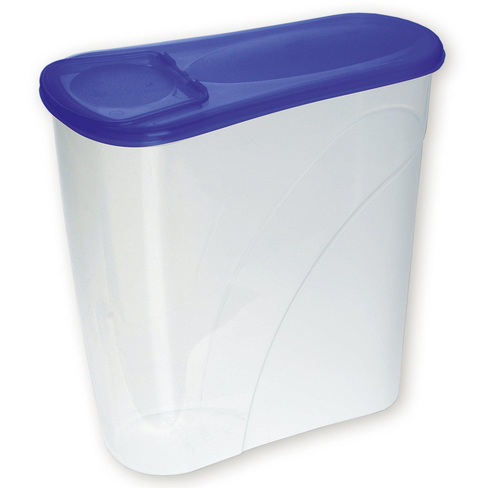 Schüttdose - blau - 2,6 Liter