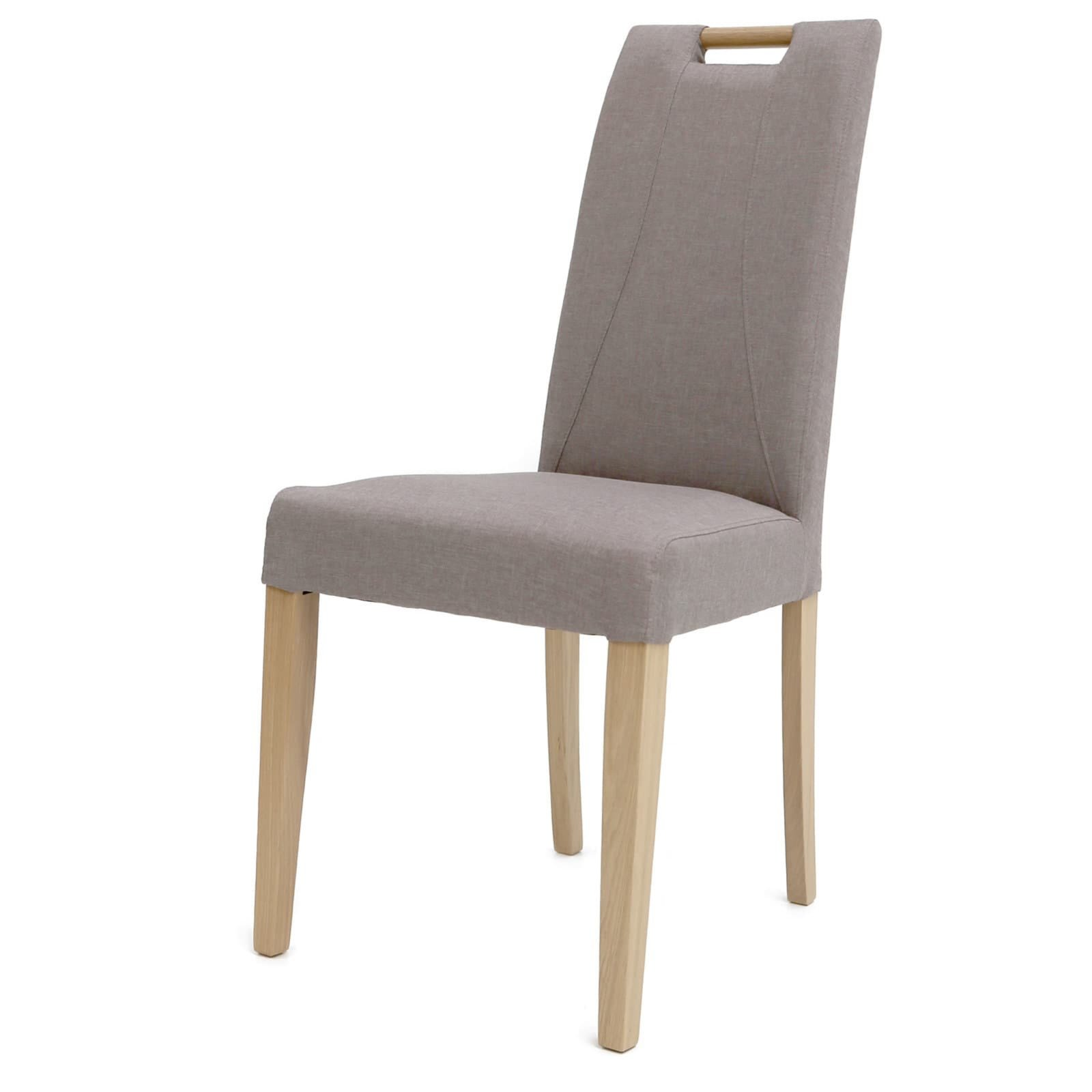 polsterstuhl goettingen taupe eiche bianco massiv polsterst hle st hle st hle hocker. Black Bedroom Furniture Sets. Home Design Ideas