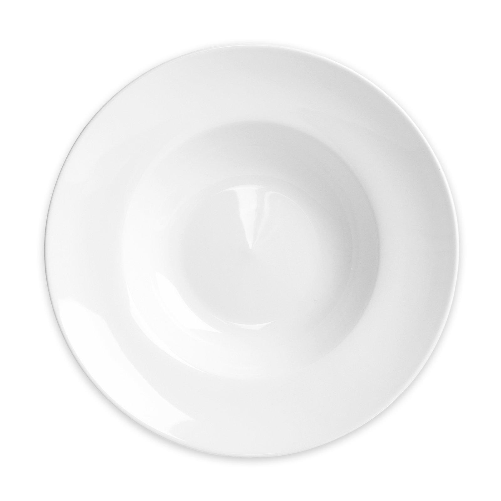 Pastateller MOLTO BENE - weiß - Porzellan - Ø 27 cm