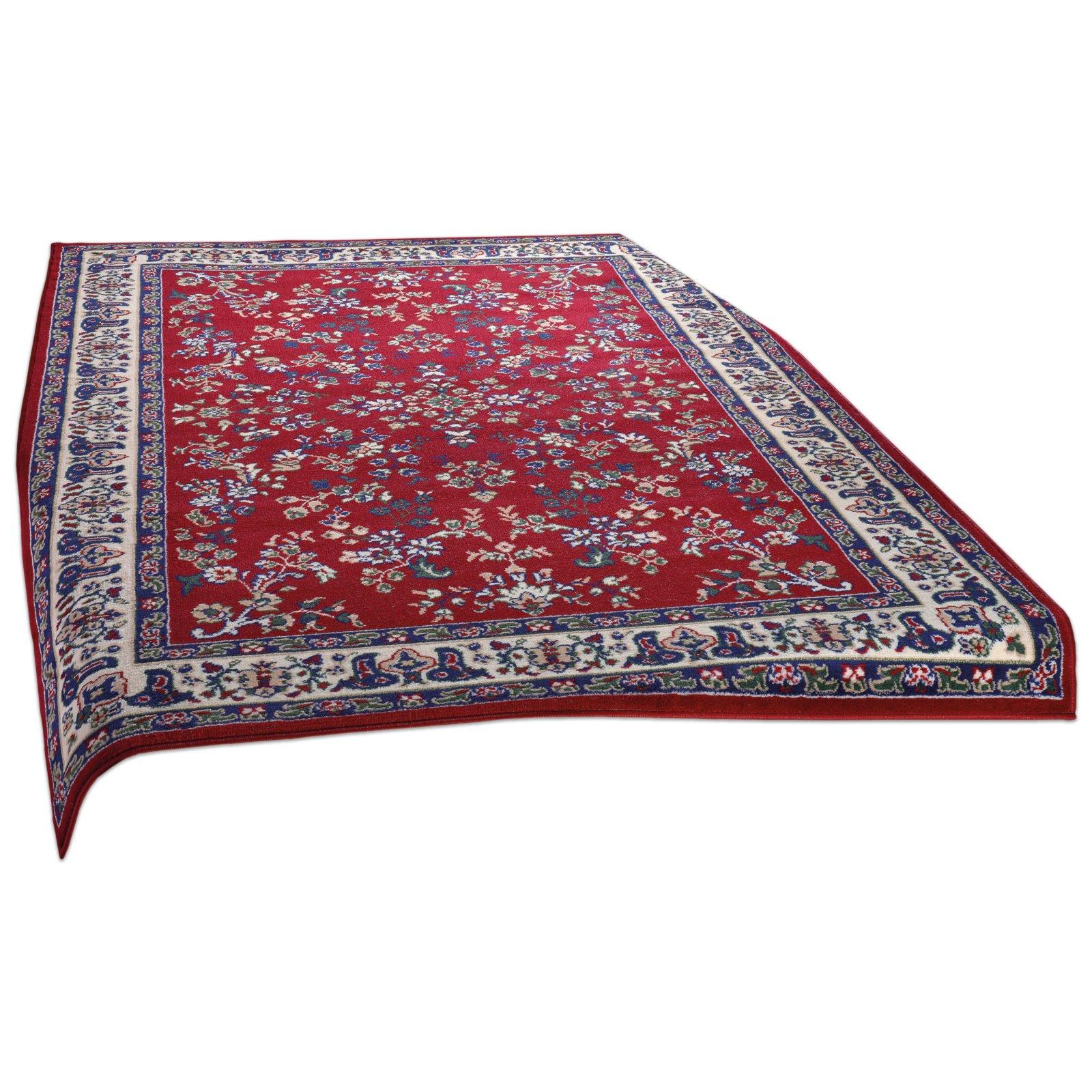 teppich orient rot 60x110 cm orient teppiche teppiche l ufer deko haushalt. Black Bedroom Furniture Sets. Home Design Ideas