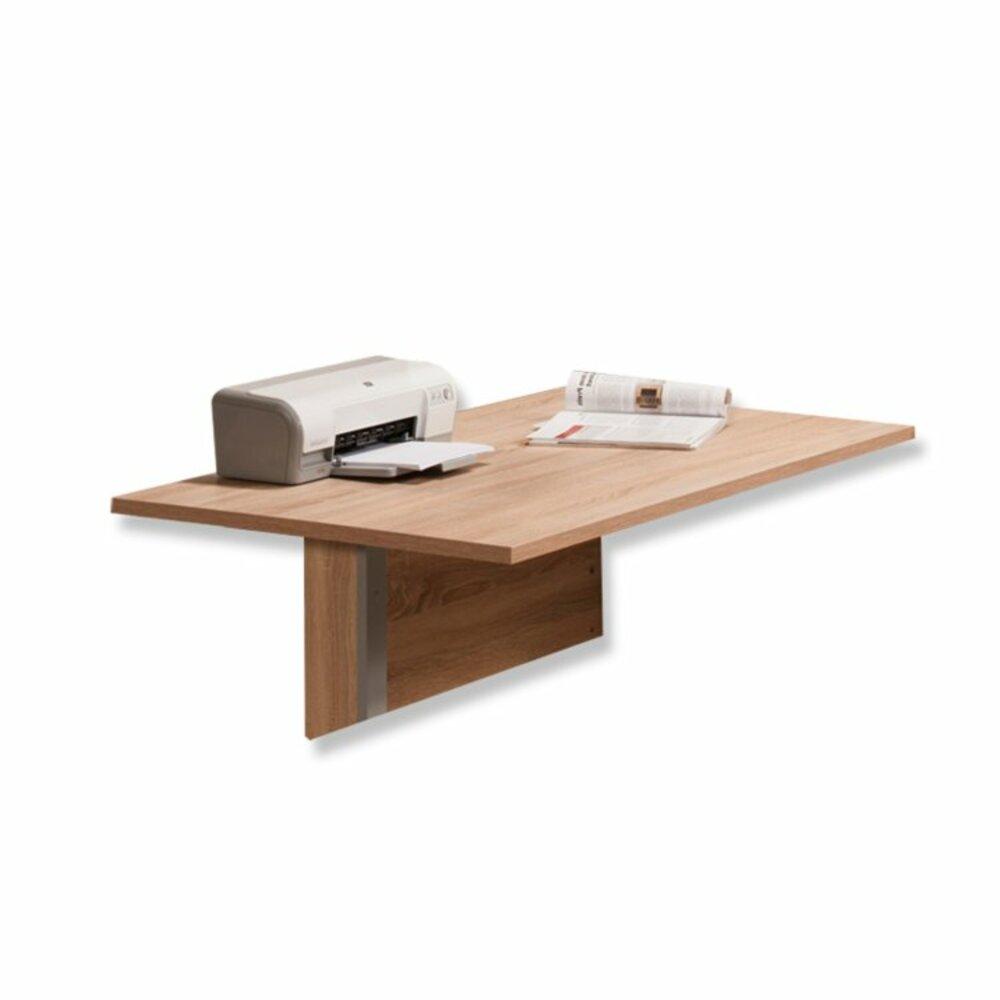 schreibtischplatte contact sonoma eiche b roprogramm contact b roprogramme arbeitszimmer. Black Bedroom Furniture Sets. Home Design Ideas