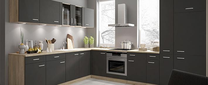 Küche FOX | Schrankserien | Küchenschränke | Möbel | Möbelhaus ROLLER
