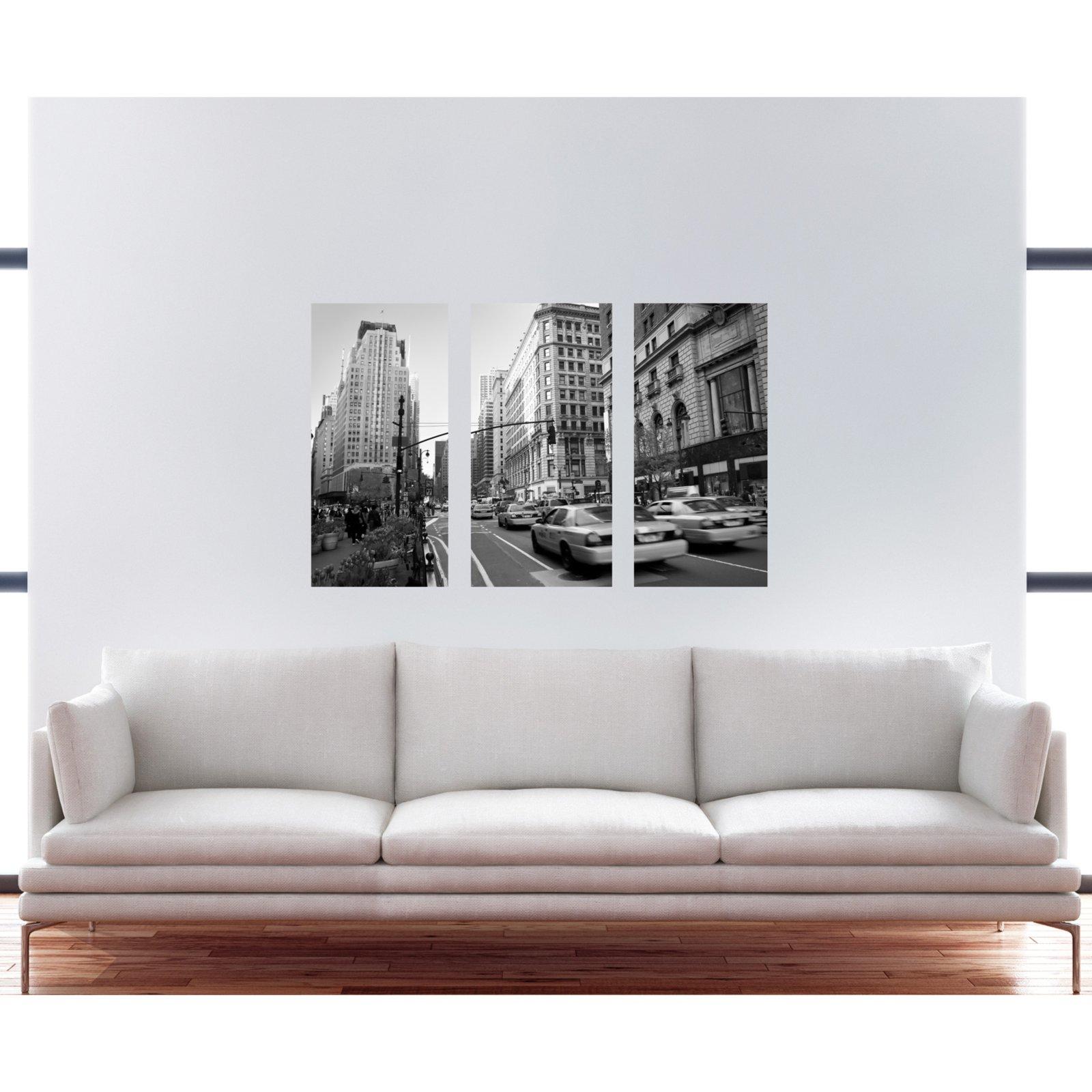 Bezaubernd New York Wandtattoo Foto Von - Mit Klebestreifen