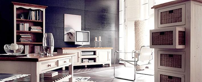 Landhausstil: Landhausmöbel In Romantisch Moderner Optik | Roller