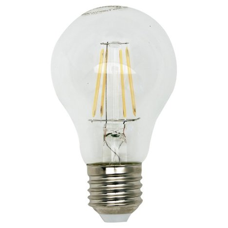 LED-Glühlampe Filament LIGHTME - E27 - 5 Watt - warmweiß