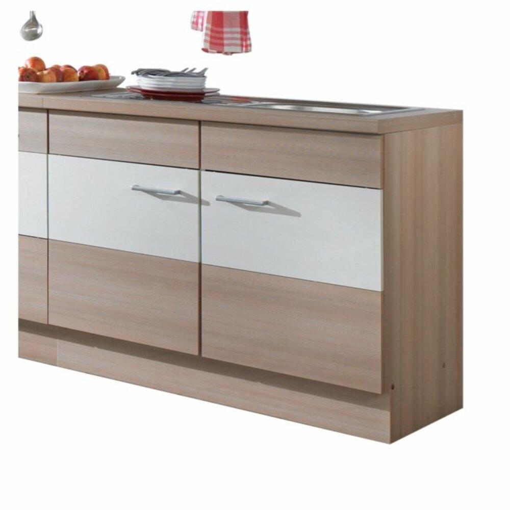sp lenschrank pina pinie magnolie 100 cm breit sp lenunterschr nke einzelschr nke. Black Bedroom Furniture Sets. Home Design Ideas