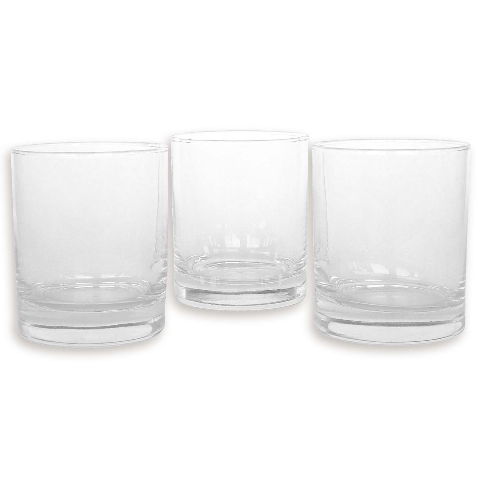 3er-Set Whiskygläser GALA - 250 ml