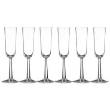 6er-Set Sektglas NOW - Kristallglas - 300 ml