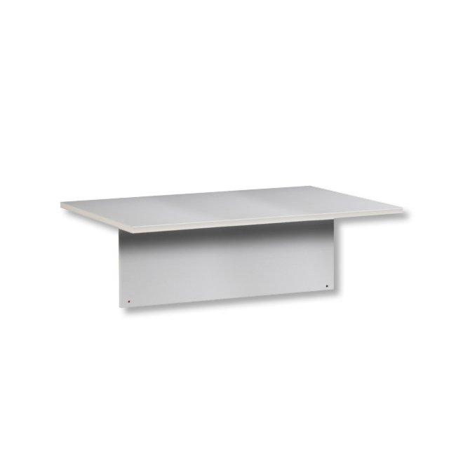 schreibtischplatte contact wei b roprogramm contact b roprogramme arbeitszimmer b ro. Black Bedroom Furniture Sets. Home Design Ideas