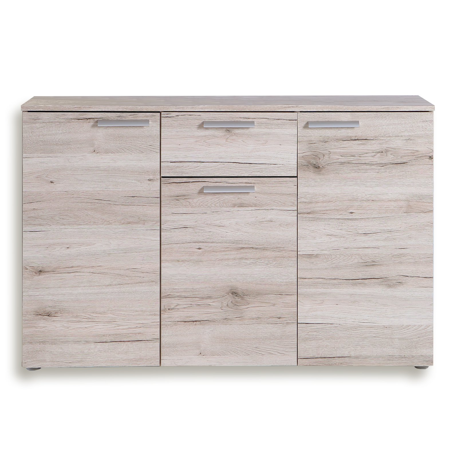 sideboard pablo sandeiche 120 cm breit wohnprogramm. Black Bedroom Furniture Sets. Home Design Ideas