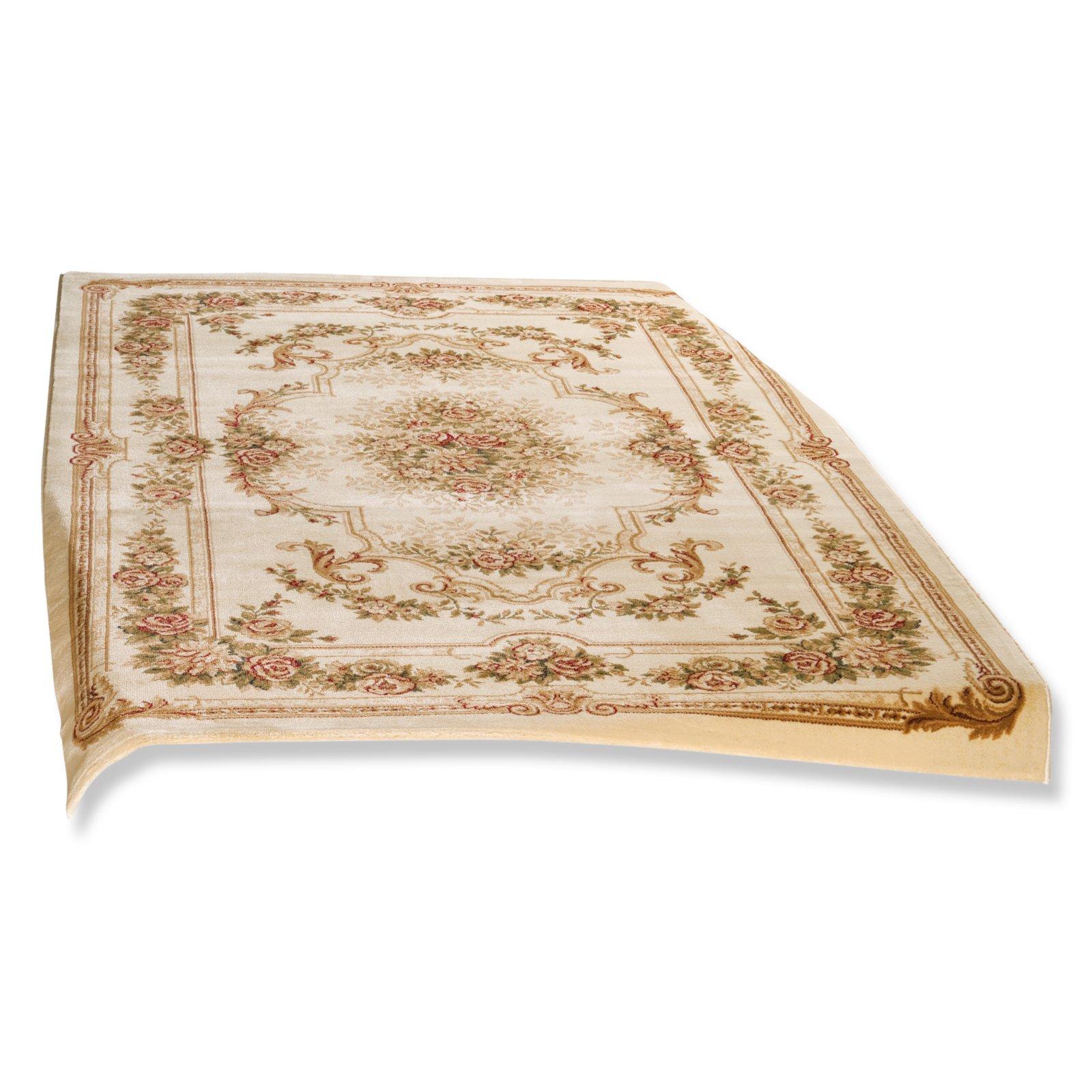 teppich delhi beige 80x150 cm orient teppiche teppiche l ufer deko haushalt. Black Bedroom Furniture Sets. Home Design Ideas