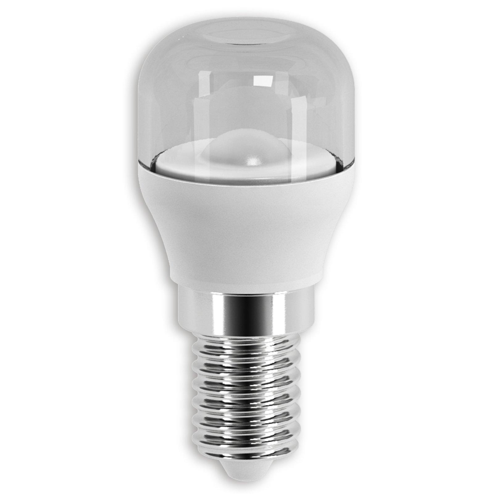 t25 led leuchtmittel birnenform e14 2 w warmwei led leuchtmittel leuchtmittel. Black Bedroom Furniture Sets. Home Design Ideas