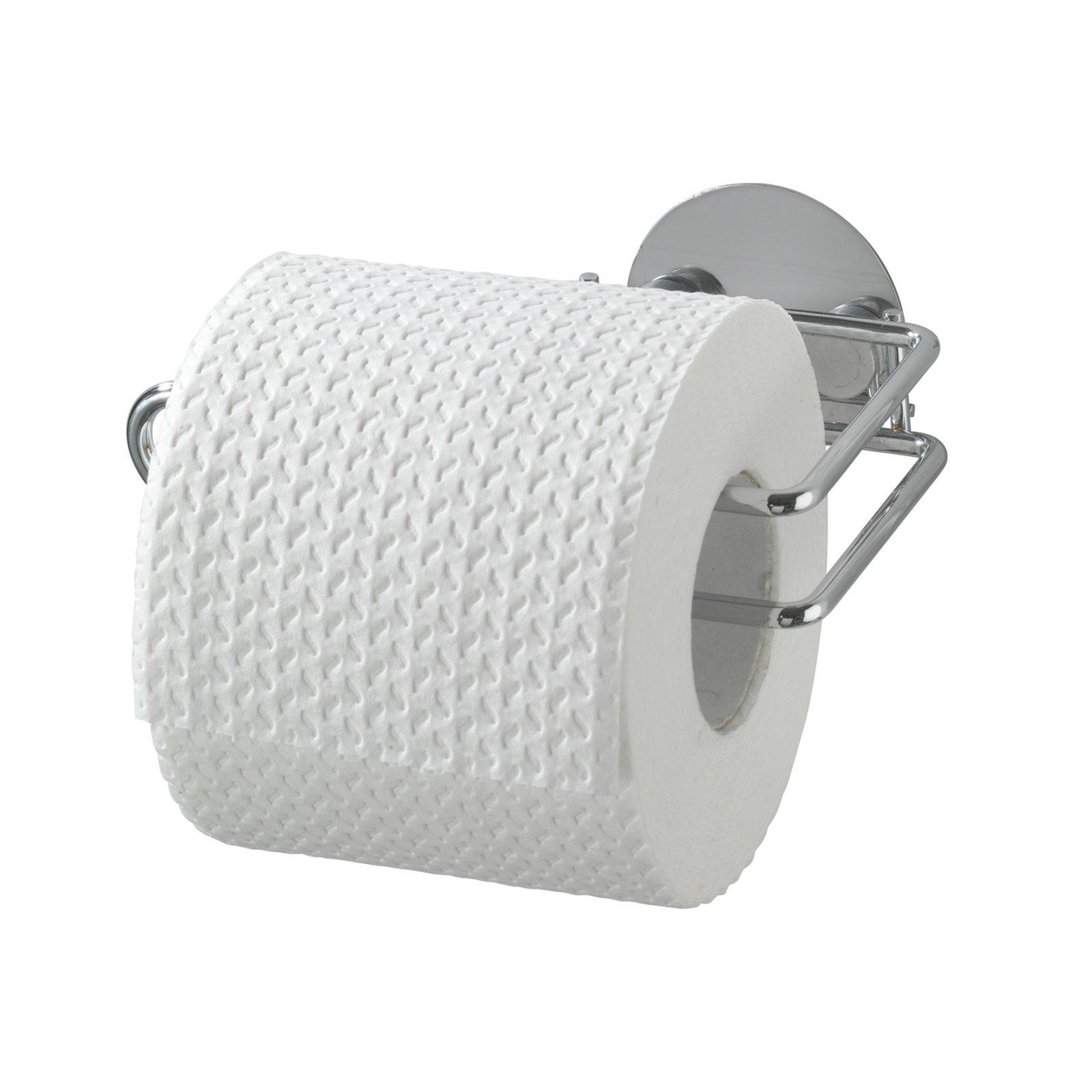 Wenko toilettenpapierhalter turbo loc chrom wc for Mobelhaus roller