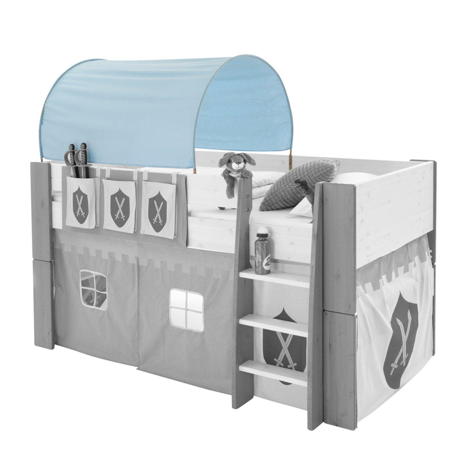 Tunnelzelt kids hellblau 88 cm breit sonstiges for Accessoires kinderzimmer