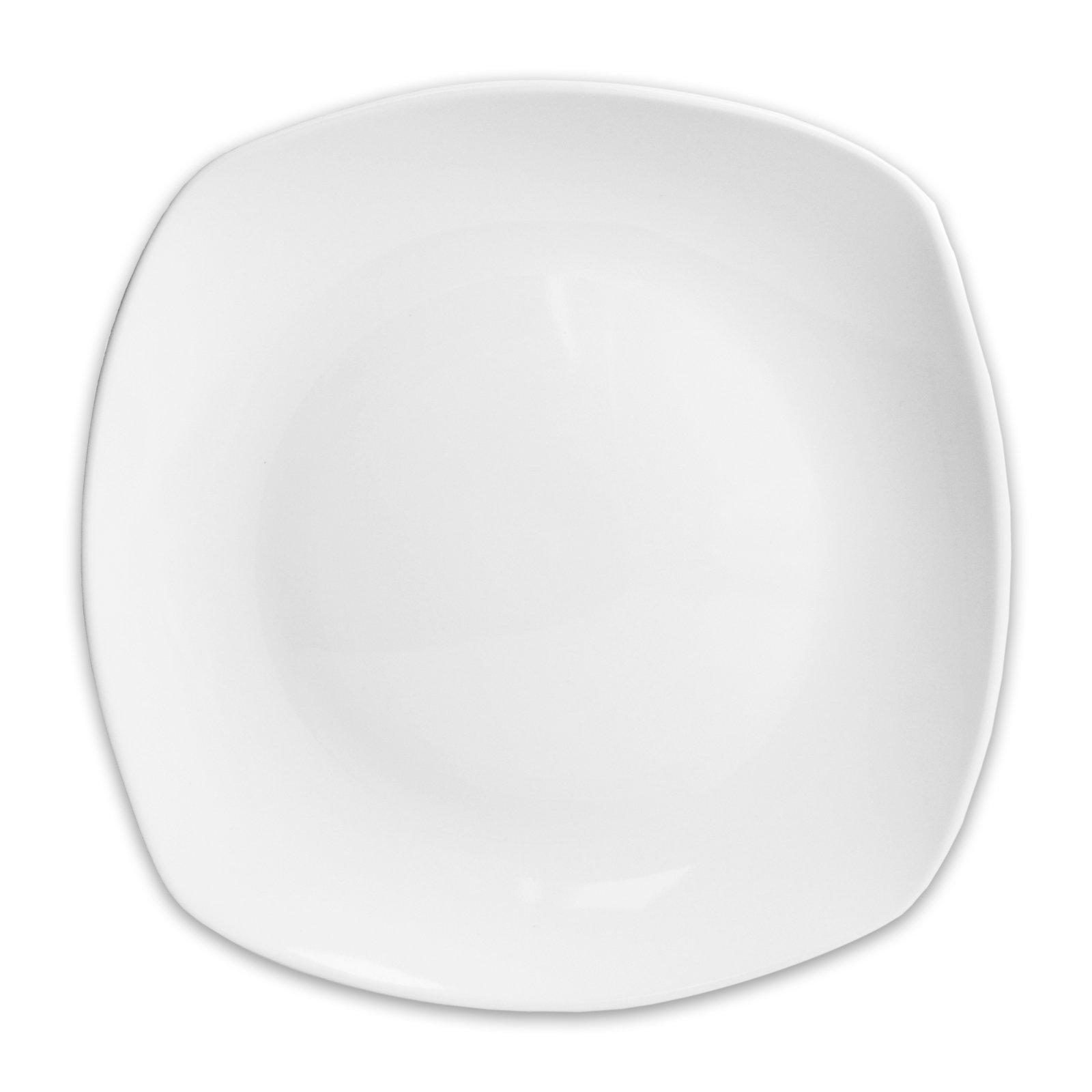 Dessertteller TANGOLO - weiß - Porzellan - Ø 20,5 cm