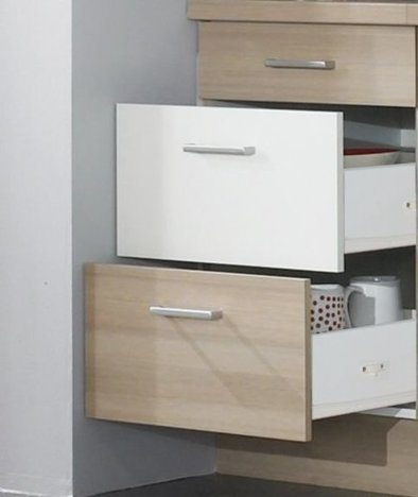 roller topfschrank pina schrank k che ebay. Black Bedroom Furniture Sets. Home Design Ideas
