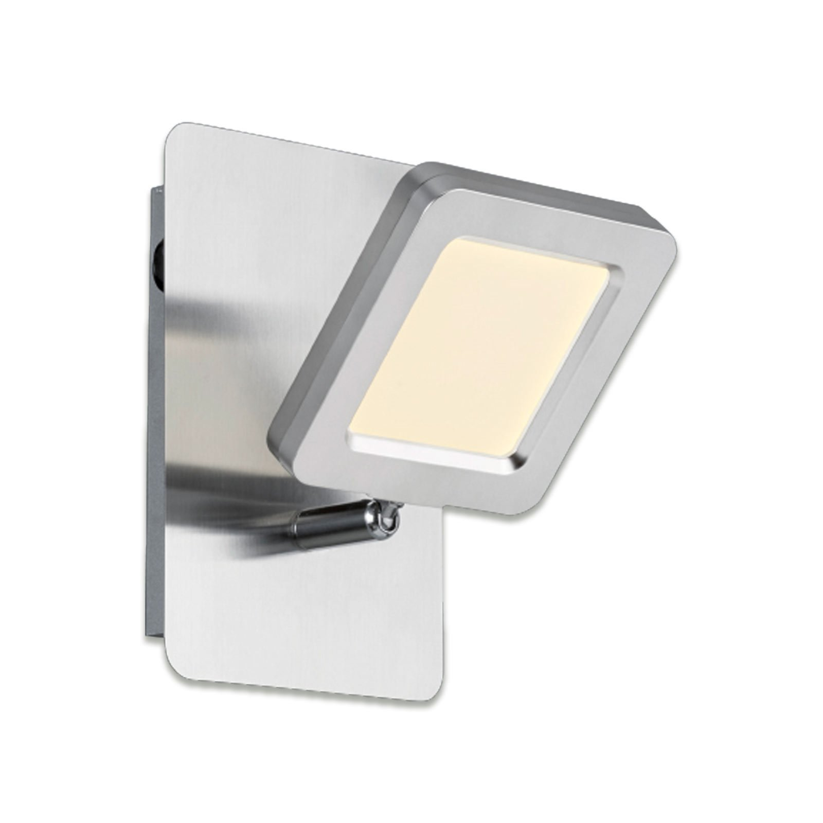 led spot vision 4 fach dimmbar wandstrahler spots. Black Bedroom Furniture Sets. Home Design Ideas