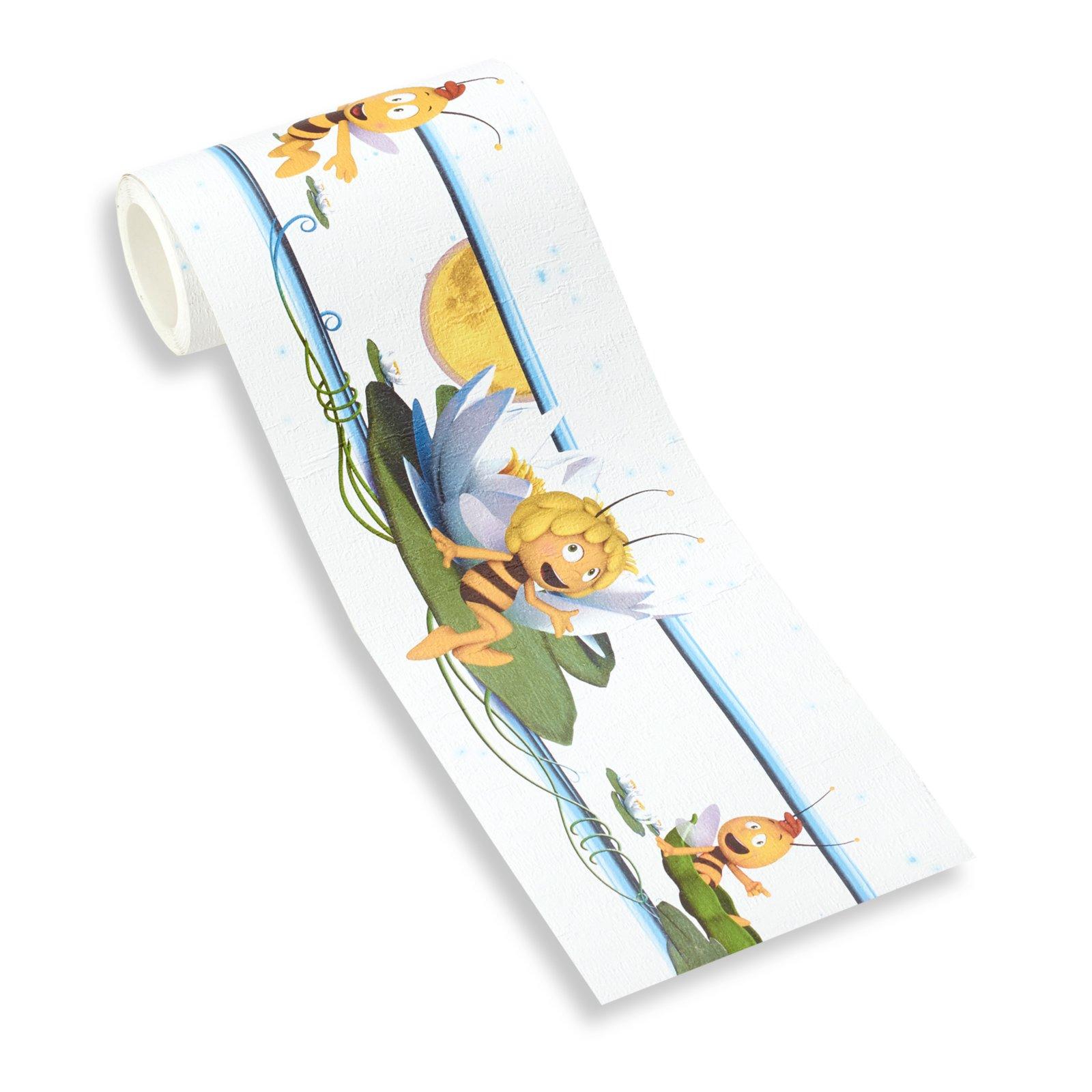 Papier-Borte BIENE MAJA - Kindertapete - 13 cm | Kindertapeten ...
