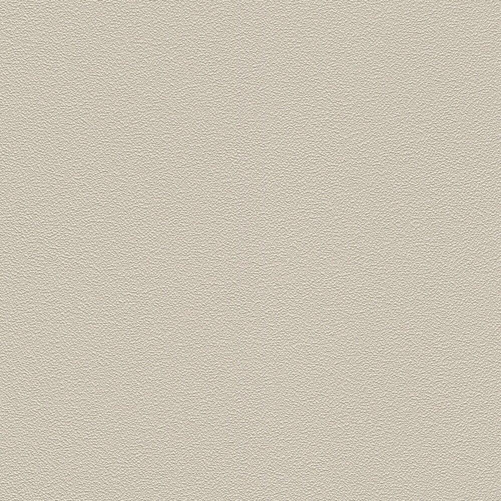 Vliestapete uni beige 10 meter vliestapeten for Roller tapeten
