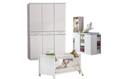 Kinder- & Jugendzimmer-Programme: Kinderzimmermöbel günstig bei ROLLER