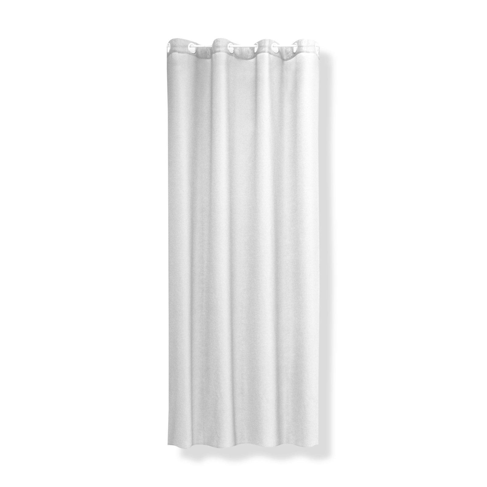 senschal sable wei 140x245 cm transparente. Black Bedroom Furniture Sets. Home Design Ideas