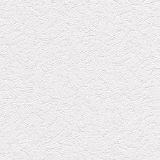 Profitan Tapete Vinyl Großrolle   Weiß   15 Meter