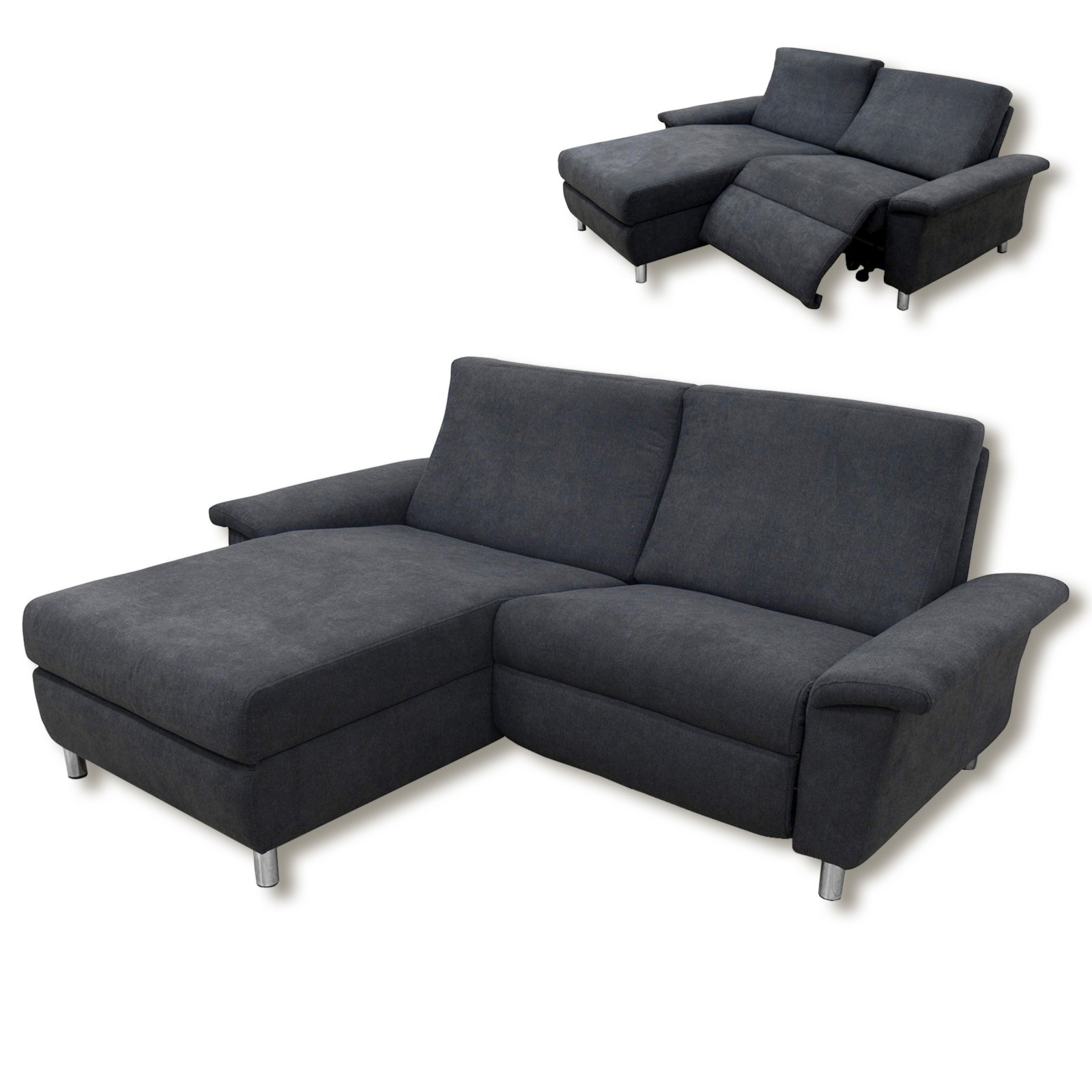 ecksofa mit relaxfunktion sonstige preisvergleiche. Black Bedroom Furniture Sets. Home Design Ideas
