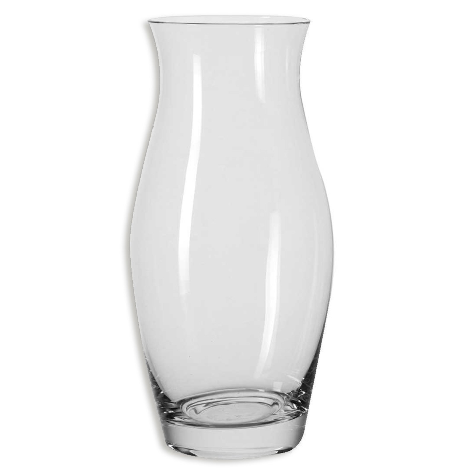 vase bloom glas 19 cm vasen dekoration deko haushalt roller m belhaus. Black Bedroom Furniture Sets. Home Design Ideas